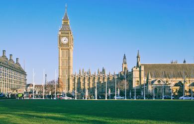 Viagem para Londres