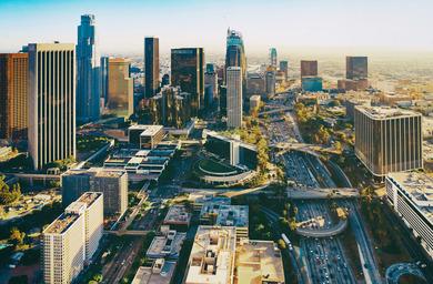Viagem para Los Angeles
